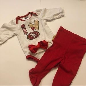 49ers Outfit